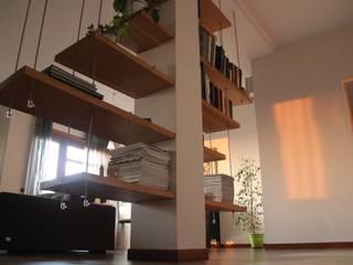 E+P HOME di enrico massaro architetto Moderno