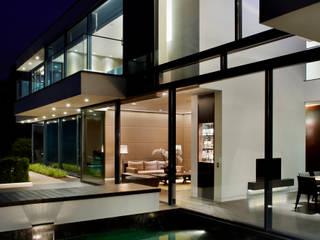 Projekty,  Domy zaprojektowane przez Gregory Phillips Architects