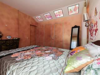 В смелых красках Ольга Макарова (Экодизайн) Спальня в азиатском стиле