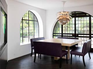 Projekty,  Jadalnia zaprojektowane przez Gregory Phillips Architects
