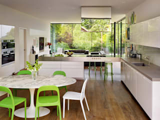 Guildford Gregory Phillips Architects Modern dining room