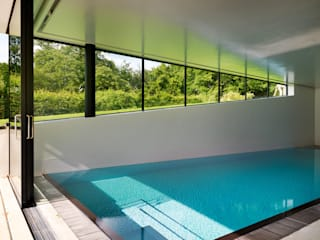 Guildford:  Pool by Gregory Phillips Architects