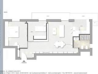 Casas estilo moderno: ideas, arquitectura e imágenes de studioLO architetti Moderno