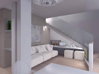 Modern Living Room by Giussani Patrizia Modern