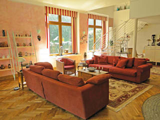 Wohnraum:   von B a r b a r a V o l m e r Interieur Design