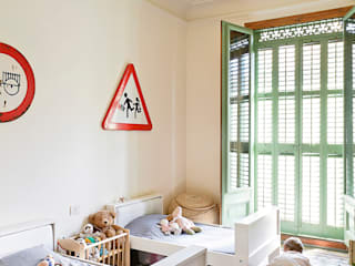 Nursery and Kid's Room by Anna & Eugeni Bach