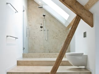 Eclectic style bathroom by Pientka - Faszination Naturstein Eclectic
