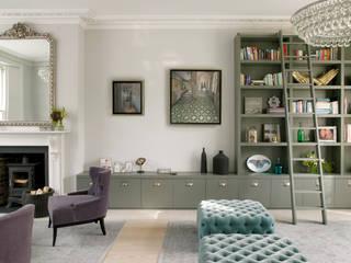 Wimbledon Modern living room by LEIVARS Modern