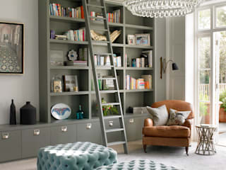 Wimbledon: modern Living room by LEIVARS