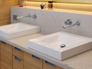 Können Bäder glücklich machen?:  Badezimmer von ASEwohnkultur