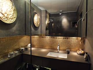 Bagno in stile  di FÜRST ARCHITECTS GmbH
