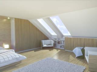 Modern style bedroom by meine möbelmanufaktur GmbH Modern