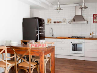 The Room Studio Scandinavian style kitchen