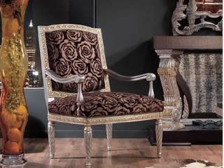 Living room by MUMARQ ARQUITECTURA E INTERIORISMO