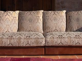 Maravilloso mobiliario en línea clásica de MUMARQ ARQUITECTURA E INTERIORISMO Clásico