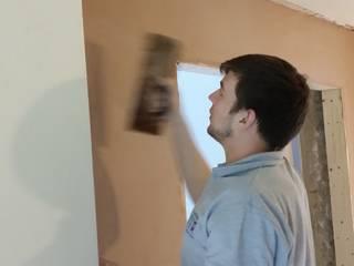Projekty,  Ściany zaprojektowane przez BPM Painting & Decorating