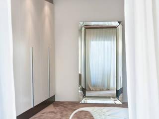 Living room by Schreinerei Gürr GmbH, Modern