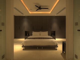 Bedroom:  Bedroom by Alissa Ugolini - homify UK