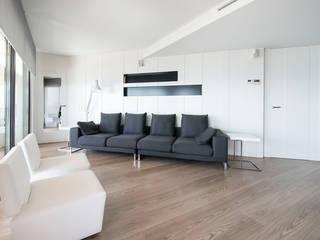Blank Interiors Modern living room