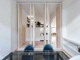 StudioKami Architecture & Engineering:  tarz Çalışma Odası