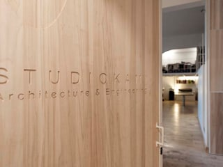 Studio Loft Studio di StudioKami Architecture & Engineering