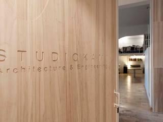 Studio Loft:  in stile  di StudioKami Architecture & Engineering