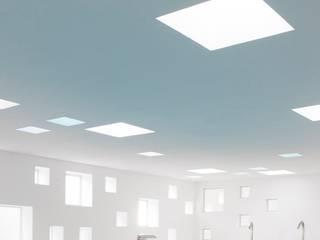 Piscina y Spa para un Hotel en Mallorca Spa de estilo minimalista de A2arquitectos Minimalista