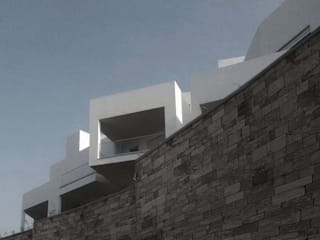 Projekty,  Domy zaprojektowane przez Monica Alejandra Mellace