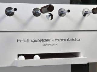 tischkicker: modern  von heidingsfelder-manufaktur,Modern