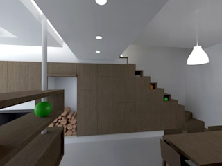 Ruang Keluarga by pt architetti