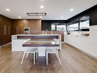 Chiralt Arquitectos Kitchen
