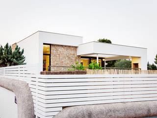 Moderne huizen van Chiralt Arquitectos Modern