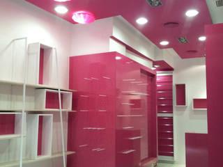 Interior AG INTERIORISMO Oficinas y tiendas de estilo moderno