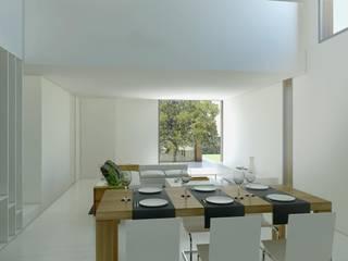 Twenty Casas de estilo moderno de Binomio Estudio Moderno