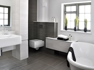 Modern En Suite Design: modern Bathroom by Studio TO