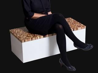 Musivi Sitzbank und Hocker: modern  von DeBrugger,Modern