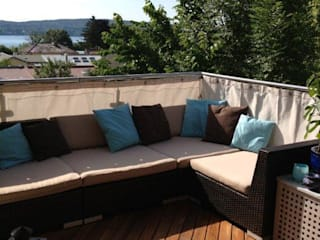 BS - Holzdesign Terrasse