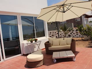 Patios & Decks by Tatiana Doria,   Diseño de interiores