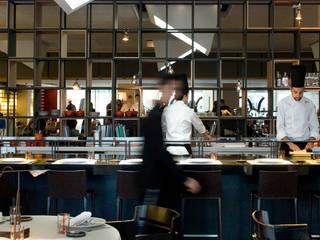 Restaurants de style  par Sandra Tarruella Interioristas, Moderne