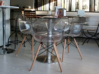 por Estudio Sergio Castro arquitectura Eclético