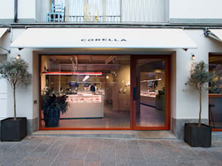 Carnicería Corella Gastronomía de estilo escandinavo de Sandra Tarruella Interioristas Escandinavo