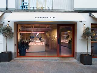 Restaurants de style  par Sandra Tarruella Interioristas, Scandinave