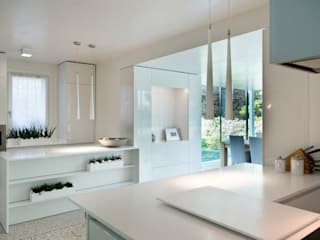 IMAGO DESIGN Balkon, Beranda & Teras Modern