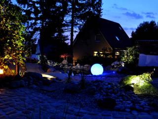 Emotionale Gartenbeleuchtung:  Garten von Oswald Gärten