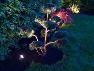Emotionale Gartenbeleuchtung für 365 Tage Gartenerlebnis:   von Oswald Gärten