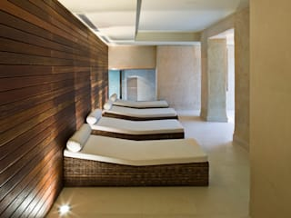 Hotel EME in Seville, Spain Donaire Arquitectos Eclectic style spa
