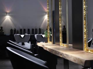 Friseursalon - KARMA: industriell  von hysenbergh GmbH | Raumkonzepte Duesseldorf,Industrial