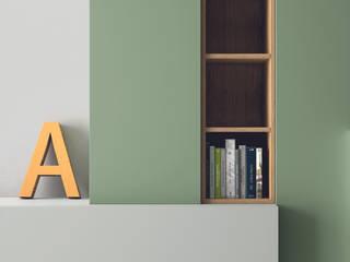IMAGO DESIGN Living roomShelves