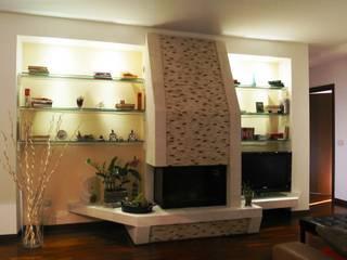 Casa V & N di L.A.B. - Luigi Bottalico Architetto Moderno