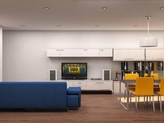 NSTUDIO Modern Dining Room